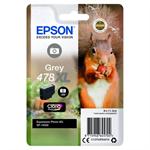 Epson C13T04F64010 (478XL) Ink cartridge gray, 11ml