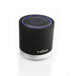 Veho VSS-009-360BT Stereo portable speaker 4.4W Black