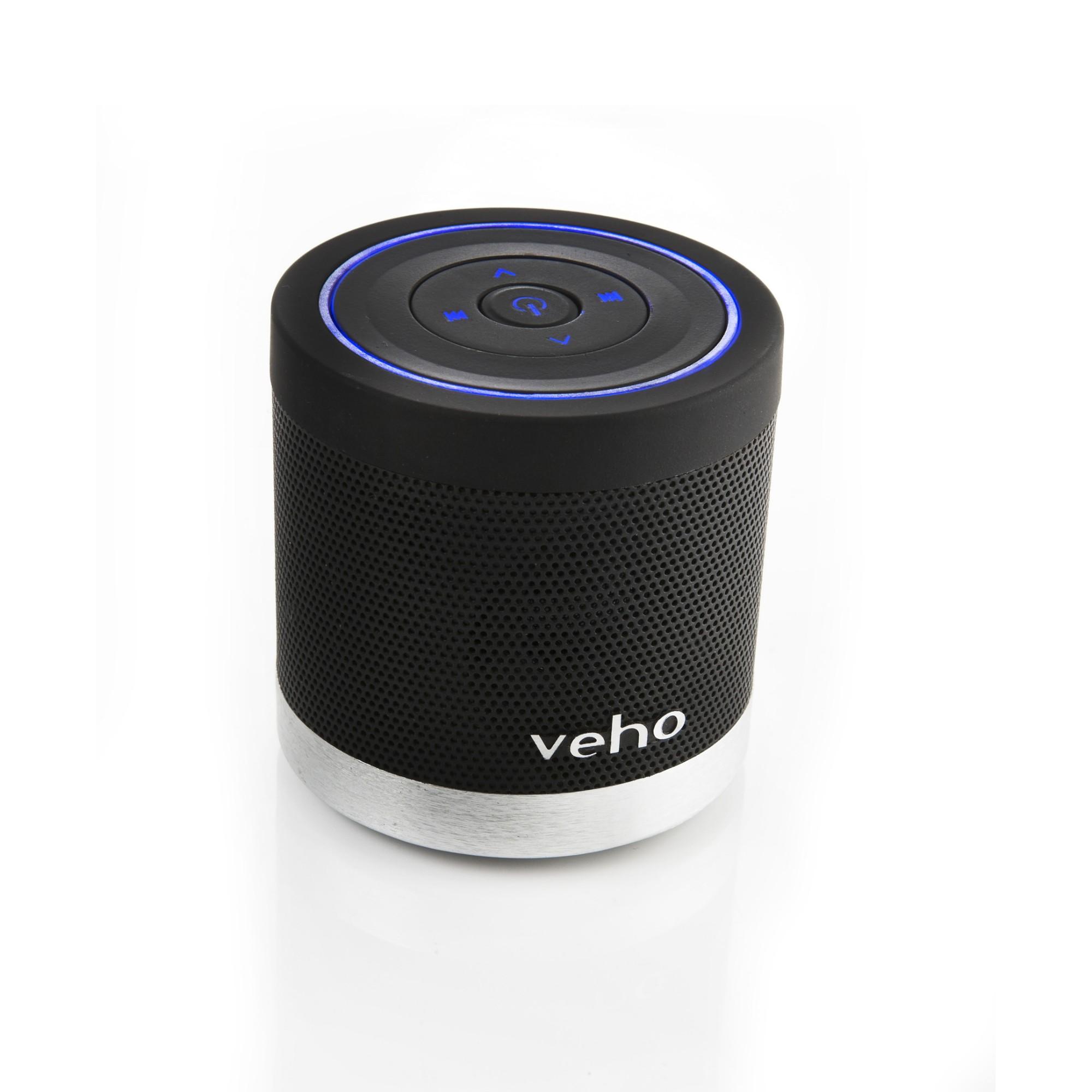 Veho VSS-009-360BT Stereo portable speaker 4.4W Black