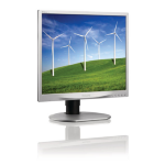 Philips Brilliance LCD-Monitor mit LED-Hintergrundbeleuchtung 19B4LCS5/00