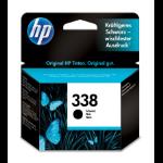 HP C8765EE (338) Printhead cartridge black, 450 pages, 11ml