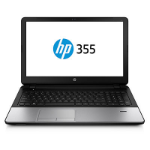 HP 355 G2 J0Y62EA AMD QC A4-6210 APU 4GB 500GB DVDRW 15.6IN BT CAM Win 7/8 Pro