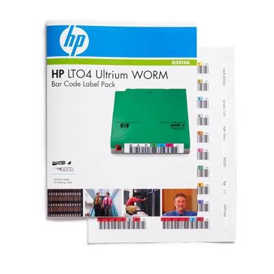 Hewlett Packard Enterprise Q2010A bar code label