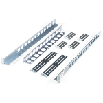 Black Box EMR2-1U rack accessory Rack rail