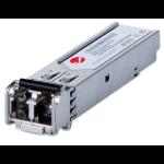 Intellinet Gigabit Ethernet SFP Mini-GBIC Transceiver, 1000Base-Lx (LC) Single-Mode Port, 20km, Equivalent to Cisco GLC-LH-SM, Three Year Warranty