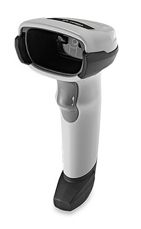 Handheld Barcode Scanner Ds2208 Cable Connectivity Imager Nova White
