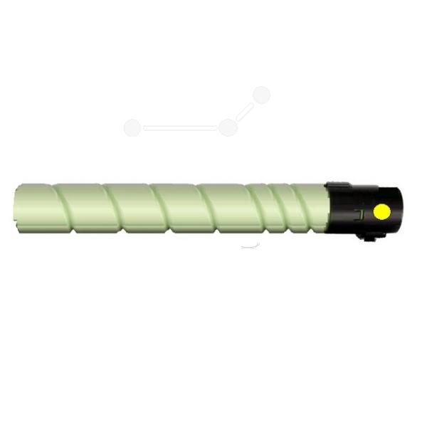 Katun 43852 compatible Toner yellow, 527gr (replaces Develop TN-321Y Olivetti B1039)