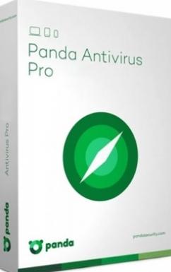 Panda Antivirus Pro 3user(s) 1year(s) DVD