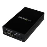 StarTech.com Composite and S-Video to VGA Video Converter