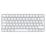 Apple Magic Keyboard Tastatur Bluetooth AZERTY Französisch Weiß