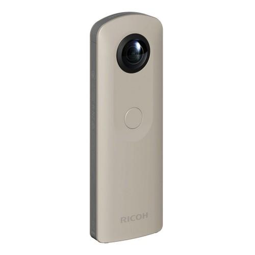 Ricoh THETA SC Handheld camcorder 14MP CMOS Full HD Beige