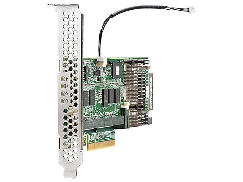 Smart Array P440/2GB FBWC 12Gb 1-port Int SAS Controller