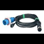 IBM 25R5784 power cable Black 4 m