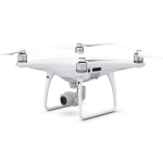 DJI Phantom 4 Pro camera drone Quadcopter White 4 rotors 20 MP 4096 x 2160 pixels 5870 mAh