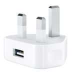 Apple MD812B/C Indoor 5W White power adapter/inverter
