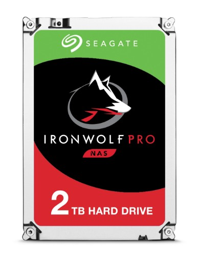 "Seagate IronWolf Pro ST2000NE001 internal hard drive 3.5"" 2000 GB Serial ATA III"