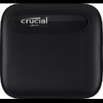 Crucial X6 2000 GB Black CT2000X6SSD9