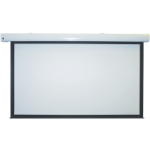 Metroplan Eyeline Pro Electric Screens 4:3 White projection screen