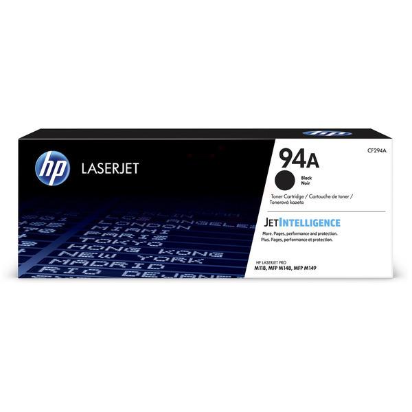 HP CF294A (94A) Toner black, 1.2K pages