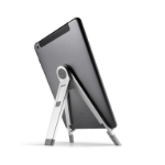 TwelveSouth Compass 2 Mobile Stand f/ iPad/iPad Mini, Silver