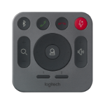 Logitech 993-001940 video conferencing accessory Remote control Gray