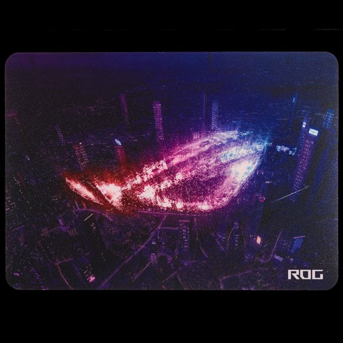 ASUS ROG Strix Slice Multicolour Gaming mouse pad