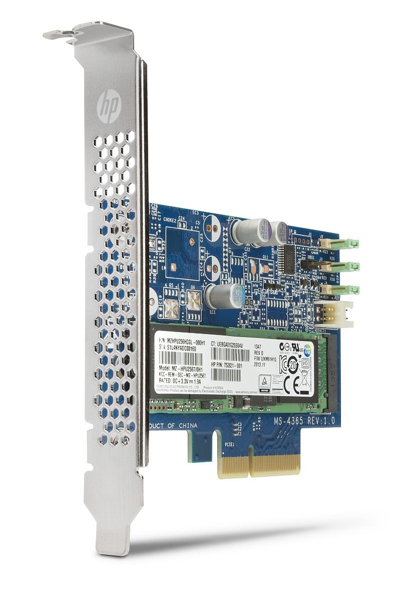 HP Z Turbo Drive G2 256GB PCIe SSD 256GB