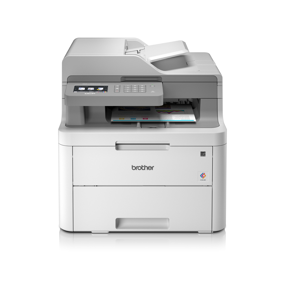Dcp-l3550cdw - Colour Multi Function Printer - LED - A4 - USB / Ethernet / Wi-Fi