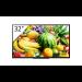 "Sony FW-32BZ30J pantalla de señalización Pantalla plana para señalización digital 81,3 cm (32"") VA 4K Ultra HD Negro Android 10"