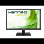 "Hannspree Hanns.G HL 247 HPB 23.6"" Full HD LCD Flat Black computer monitor"