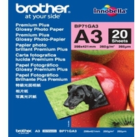 Brother A3 Glossy Paper