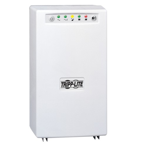 Tripp Lite UPS Smart 1000VA 750W 230V Tower Medical-Grade AVR Line-Interactive, 6 Outlets, Full Isolation, Expandable Runtime
