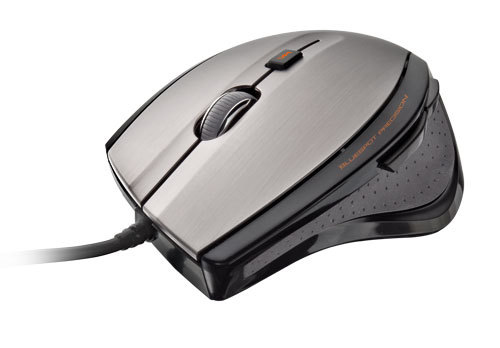 Trust MaxTrack Mouse USB BlueTrack 1000DPI mice