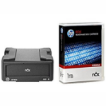 Hewlett Packard Enterprise RDX+ 1TB tape drive 1000 GB