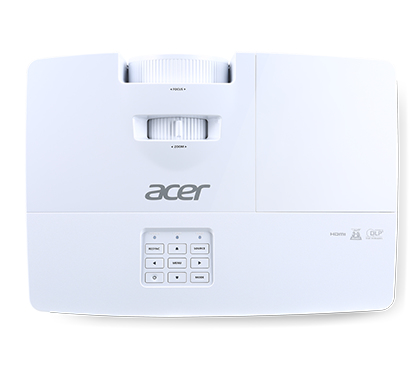 Acer Essential X125H 3300ANSI lumens DLP XGA (1024x768) White