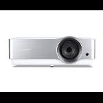 Acer VL7860 Beamer/Projektor 3000 ANSI Lumen DLP 2160p (3840x2160) Deckenprojektor Silber, Weiß