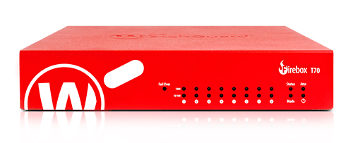 WatchGuard Firebox T70 4000Mbit/s hardware firewall