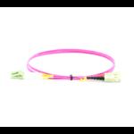Microconnect FIB422002P 2m LC/PC SC/PC Violet fiber optic cable