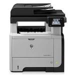 HP LaserJet Pro M521dn Laser A4 Black,Grey