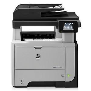 HP LaserJet Pro M521dw Laser A4 Wi-Fi Black,Grey
