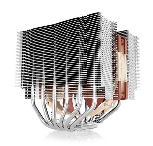 Noctua NH-D15S computer cooling component Processor Cooler 14 cm Copper, Metallic