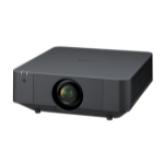 Sony VPL-FHZ65 data projector 6000 ANSI lumens 3LCD WUXGA (1920x1200) Desktop projector Black