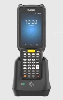 Zebra CRD-MC33-2SUCHG-01 estación dock para móvil PDA Negro