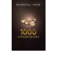 Microsoft Middle-Earth: Shadow of War 1000 (+50 Bonus) Gold, Xbox One