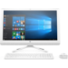 "HP 24 -e082na 2.4GHz A9-9400 AMD A 23.8"" 1920 x 1080pixels White All-in-One PC"