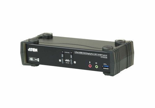 Aten CS1922M KVM switch Black