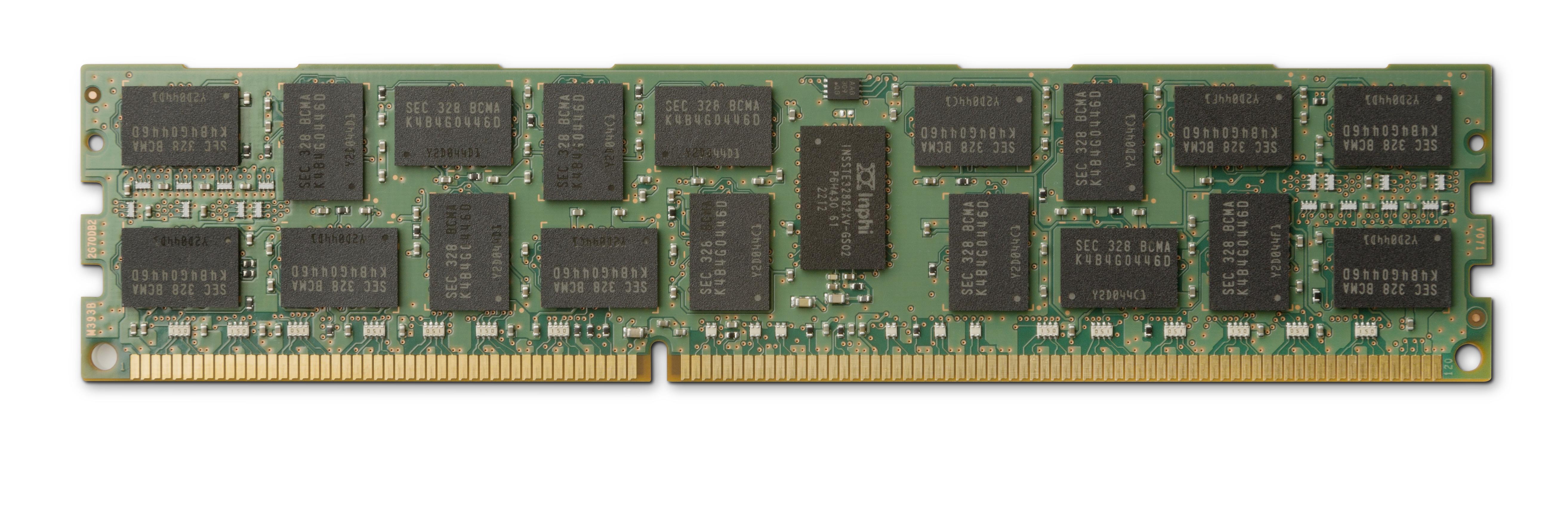 HP 4GB (1x4GB) DDR4-2133 ECC RAM 4GB DDR4 2133MHz ECC memory module