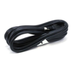 Lenovo 00NA033 2.8m C13 coupler Black power cable