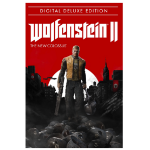 Bethesda Wolfenstein II: The New Colossus - Deluxe Edition Videospiel PC Deutsch, Englisch