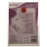 Snopake Polyfile P - A7 Clear Polypropylene (PP) Transparent folder